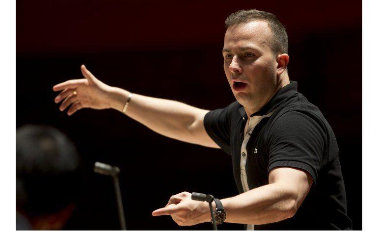 Nezet-Seguin será director musical de la Met en 2020-21