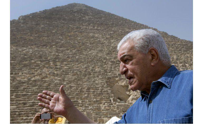 Usan escáneres para explorar pirámides de Egipto