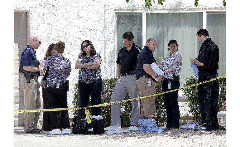 Policía de Phoenix: Mujer asesina a sus 3 hijos menores