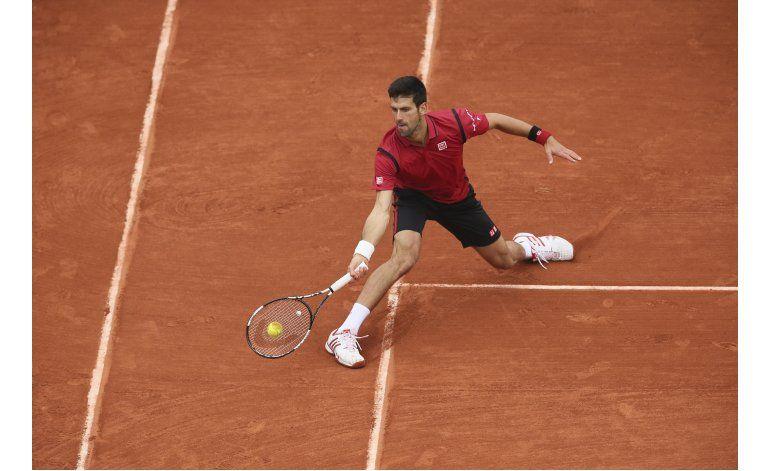 Djokovic jugará semis en su 4to día consecutivo en cancha