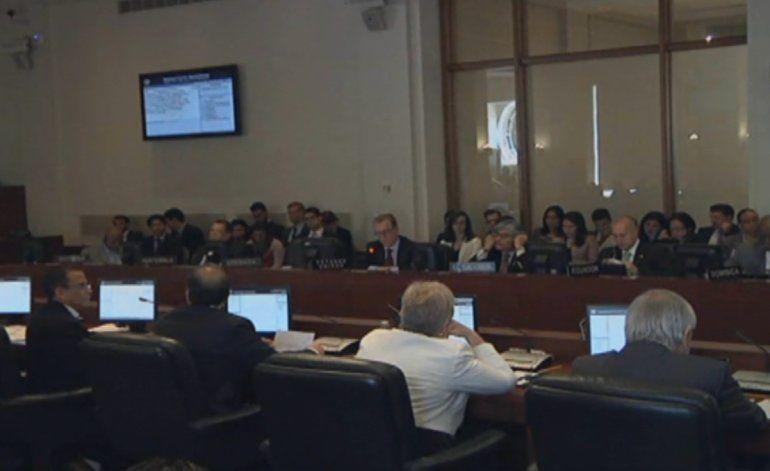 Opiniones divididas genera la resolución de la OEA entre la oposición venezolana