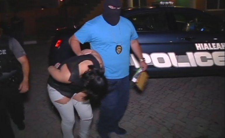 Policía de Hialeah realiza redada contra la prostitución