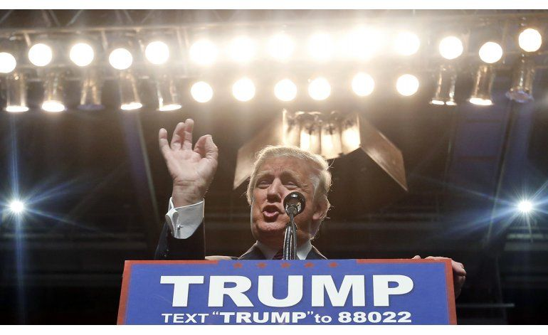 Los republicanos regañan a Trump por sus críticas a un juez