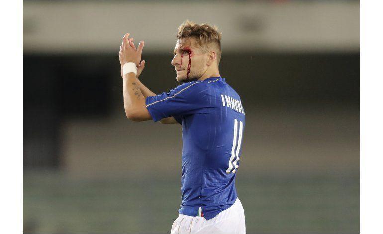 Italia vence 2-0 a Finlandia y se declara lista para la Euro