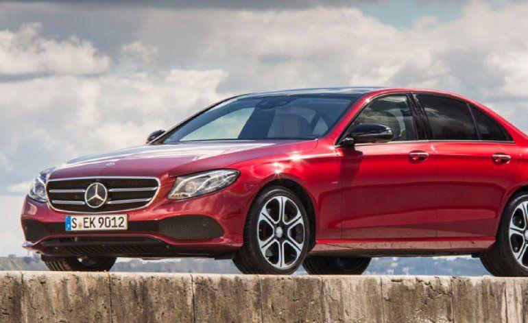 El exclusivo Mercedes Benz Clase E llega a Cuba