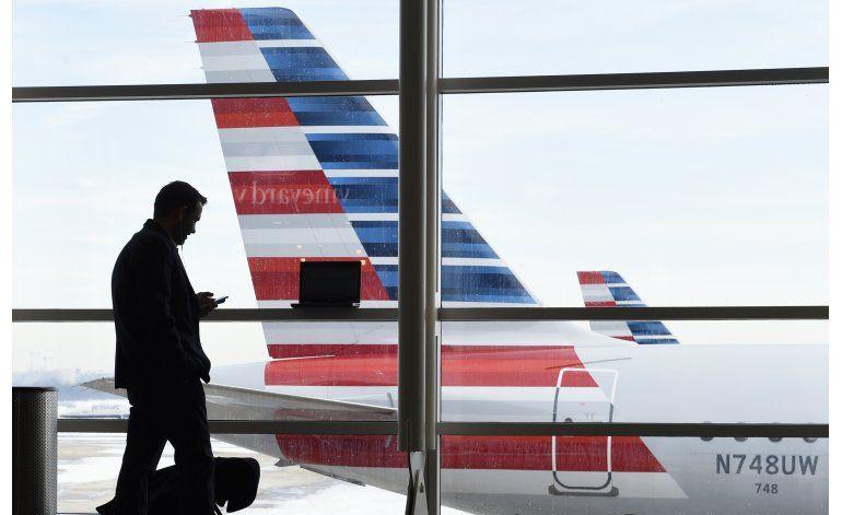 American Airlines recompensará a viajeros por lo que gasten