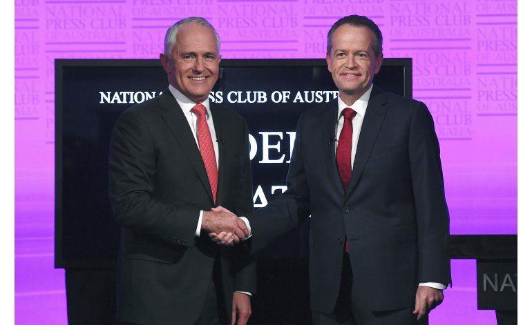 Australia celebrará su primer debate electoral en internet