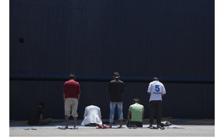 Tecnicismo eleva a 57.458 los migrantes varados en Grecia