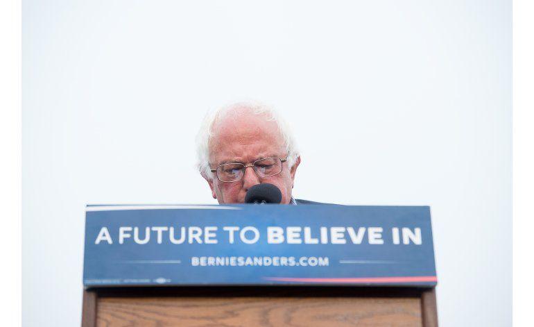Sanders se enfoca en elecciones en California