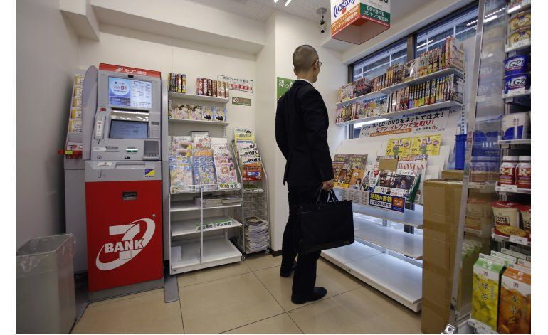 Fraude en cajeros automáticos en Japón por 16,5 millones