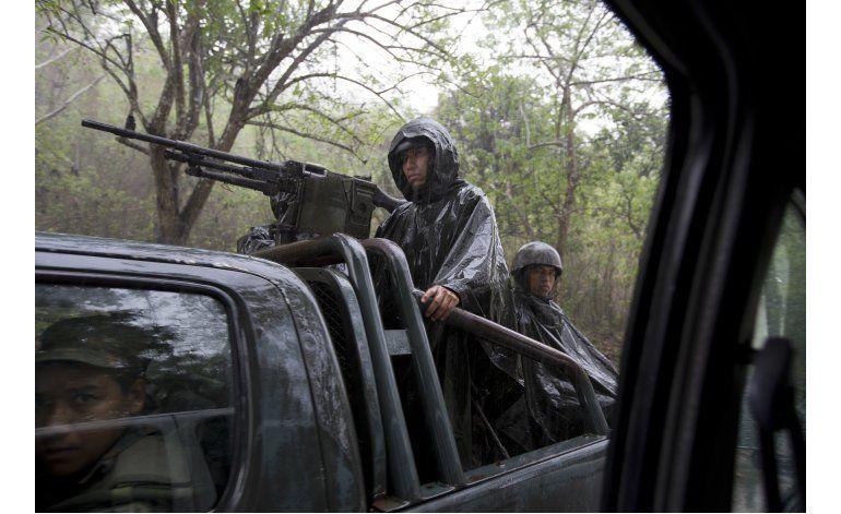En Guatemala los bosques y selvas se interponen al narco