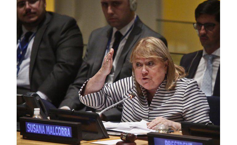 Malcorra asegura que acercará la ONU a la gente