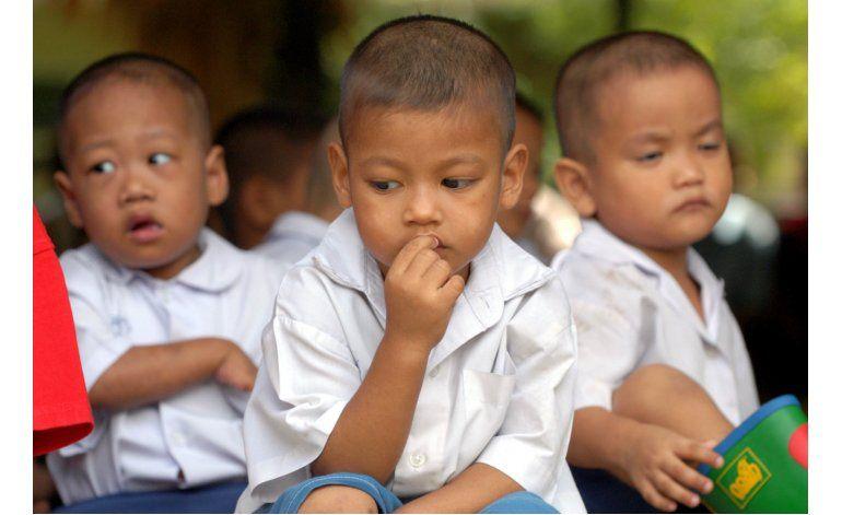 Tailandia elimina trasmisión de VIH de madre a hijo