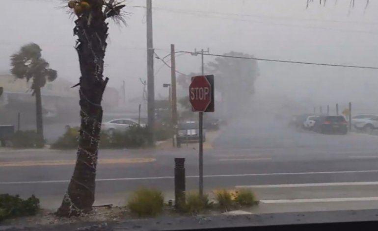 Tormenta tropical Colin  provoca grandes estragos en el sur de Georgia y norte de la Florida