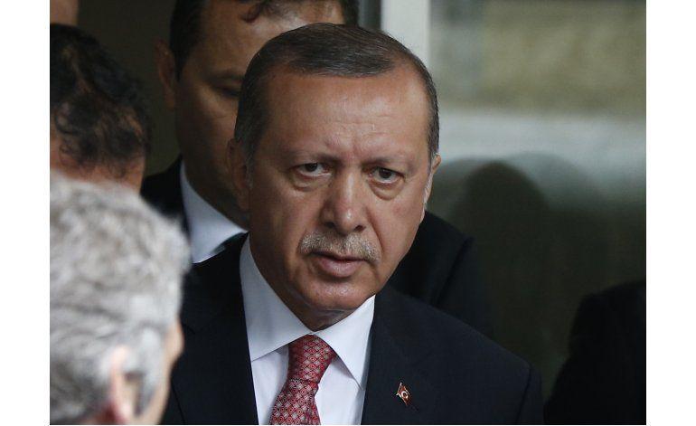 Turquía: Presidente quita inmunidad a legisladores