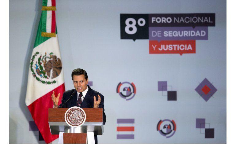 Activistas reportan crímenes contra la humanidad en México