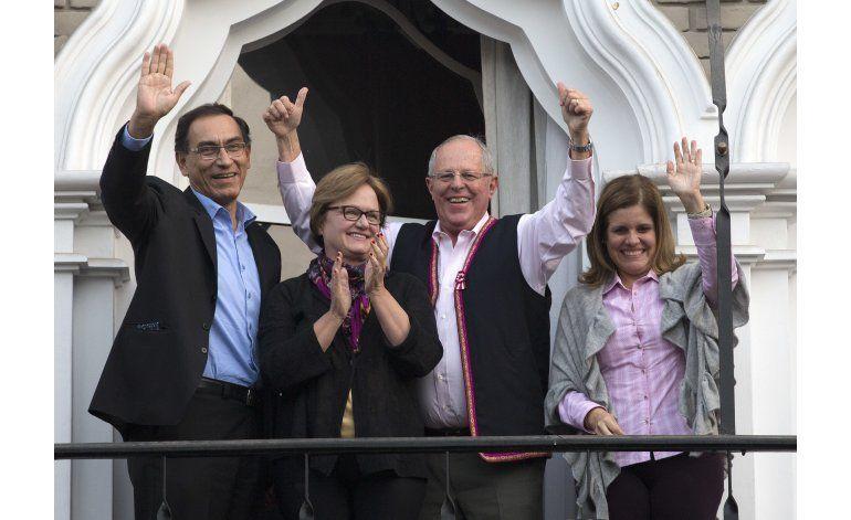 Perú: Fujimori gana terreno en ajustado voto presidencial