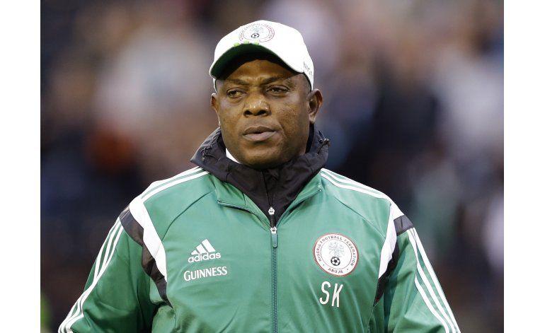 Fallece Stephen Keshi, ex técnico de Nigeria