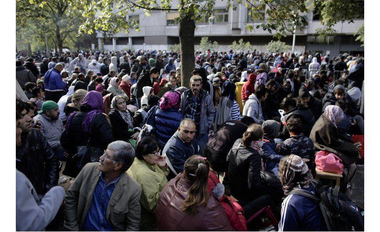 Refugiados en Alemania quieren volver a Siria, no los dejan