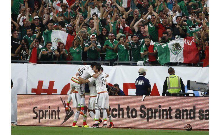 México va por el boleto a cuartos de final de Centenario