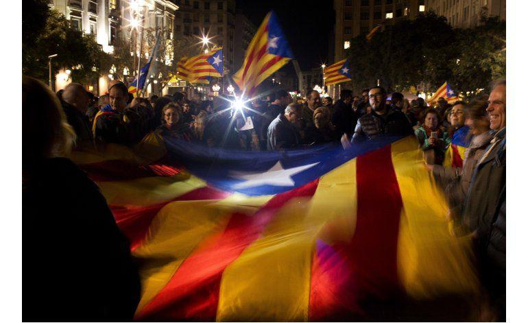 Parlamento de Cataluña enfrenta voto de confianza