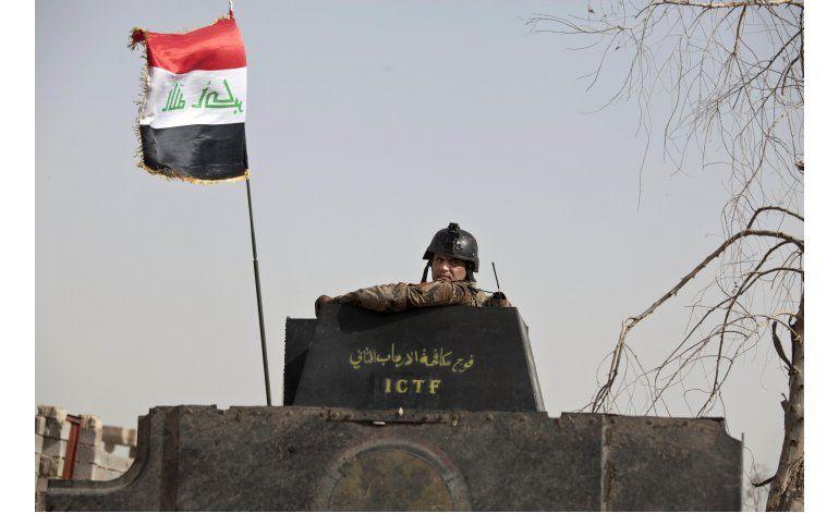 Fuerzas iraquíes se adentran en Faluya, bastión de grupo EI