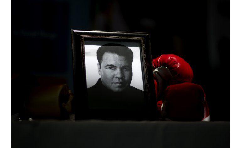 Ali es recordado como un ícono que buscó la unidad
