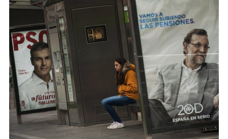España: Inicia campaña para elecciones del 26 de junio