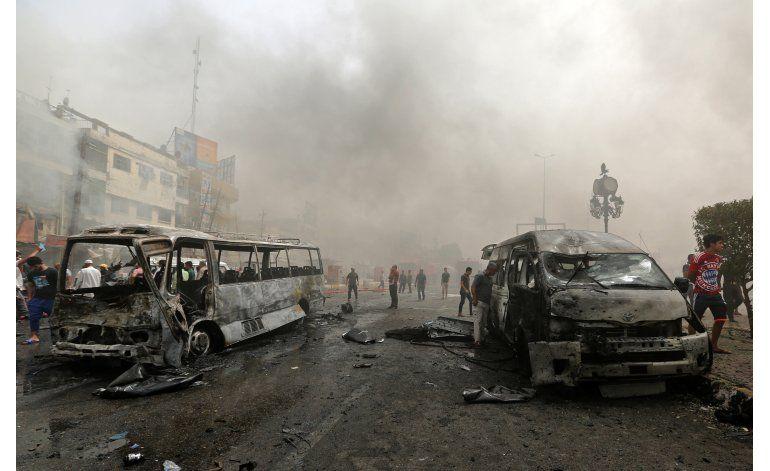 Ataques suicidas dentro y cerca de Bagdad dejan 27 muertos