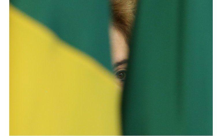 Reconsideran juicio tras tropiezos en gobierno de Brasil