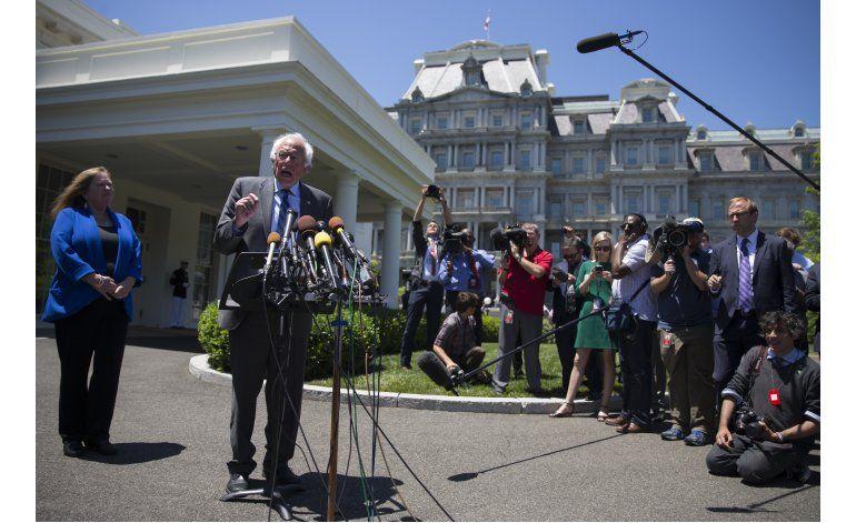 LO ULTIMO: Obama respalda a Clinton para la Casa Blanca