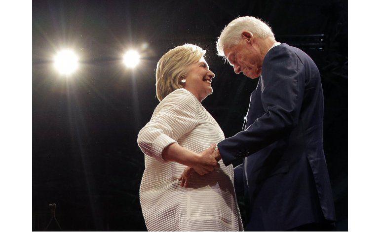 Obama respalda a Clinton para la Casa Blanca