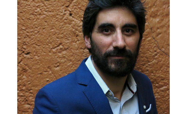 Manel Loureiro: Una novela con una protagonista es un reto