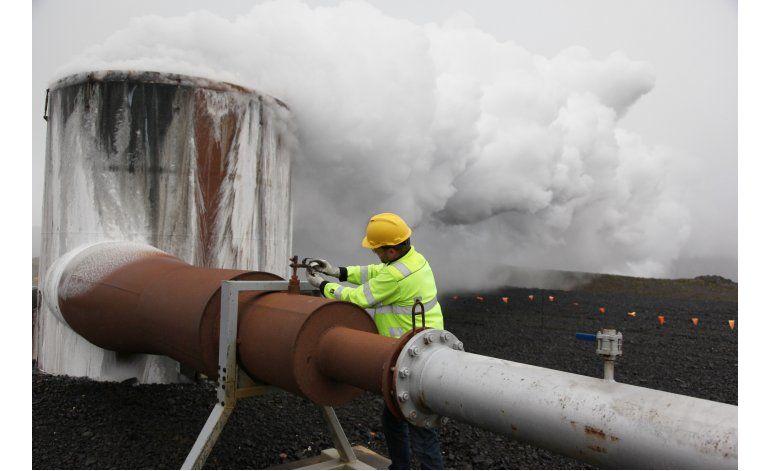 Científicos logran convertir el dióxido de carbono en roca