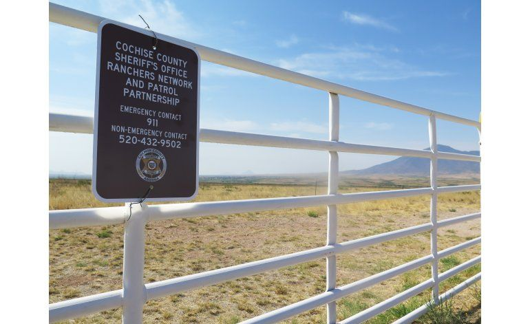 Arizona: Rancheros en frontera ahora usan radios de policía