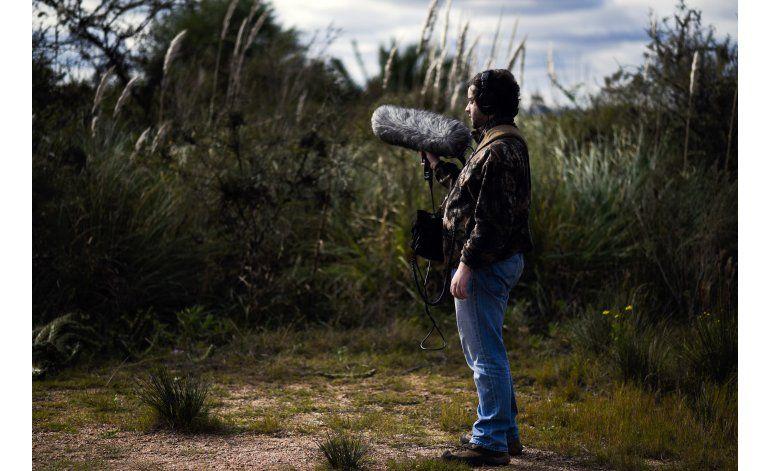 Nunca vio un pájaro pero distingue 3.000 sonidos de aves