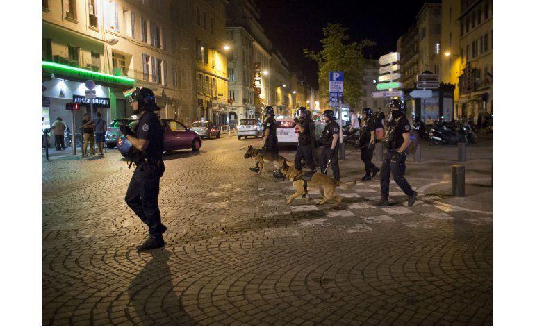 LO ULTIMO: UEFA lamenta choques en Marsella