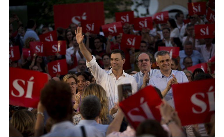 Arrancan campañas políticas hacia elección en España
