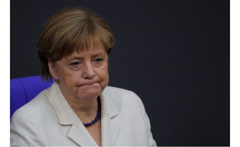 Merkel desea que Gran Bretaña permanezca en la UE