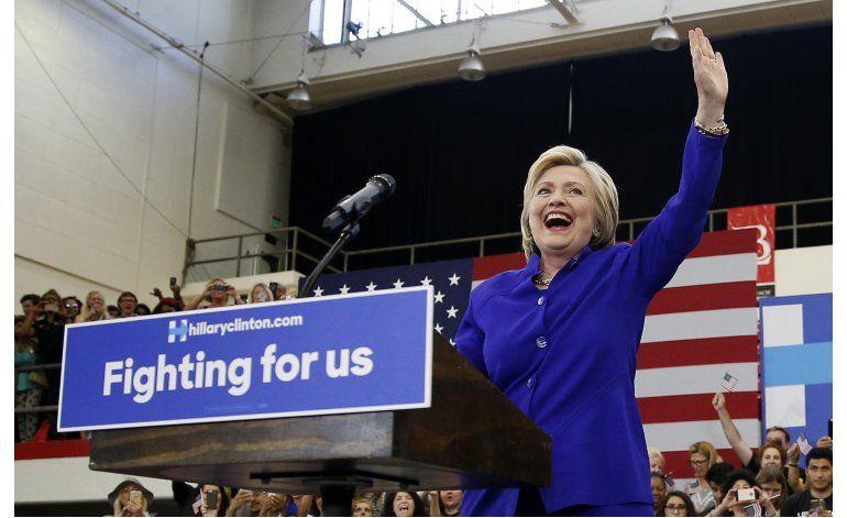 Clinton y Trump buscan unidad en sus respectivos partidos