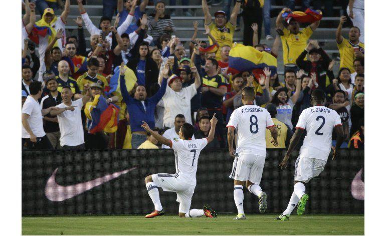 Colombia quiere seguir perfecta en fase de grupos
