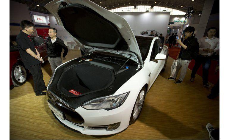 Tesla niega problema de seguridad en suspensiones de Model S
