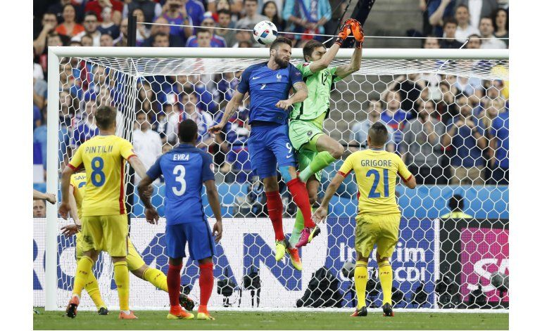 Euro: Payet ilumina a Francia al vencer 2-1 a Rumania