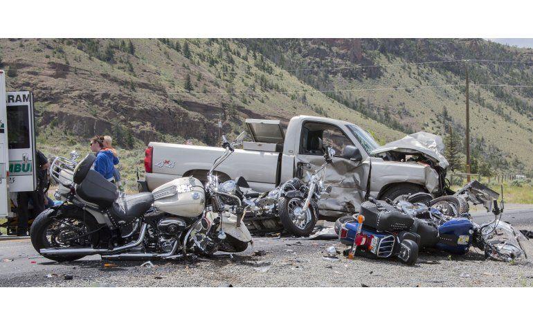 EEUU: Acusan a hombre que arrolló a motociclistas alemanes
