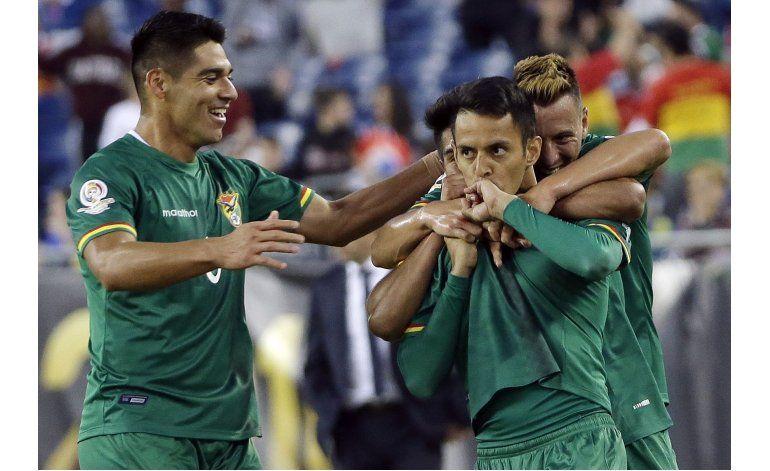 Centenario: Chile gana 2-1 ante Bolivia con 2 goles de Vidal