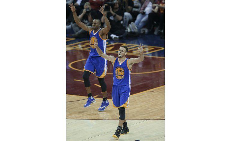 Warriors, a un triunfo del bicampeonato