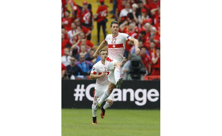 Euro: Albania paga caro su ingenuidad al caer 1-0 ante Suiza