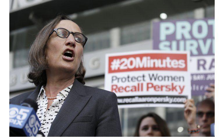 Campaña para separar a juez en caso de violación toma fuerza