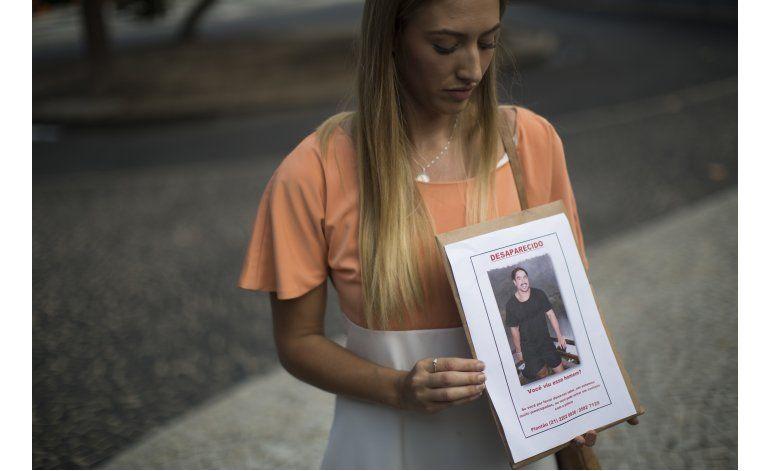 Encuentran muerto a australiano desaparecido en Brasil