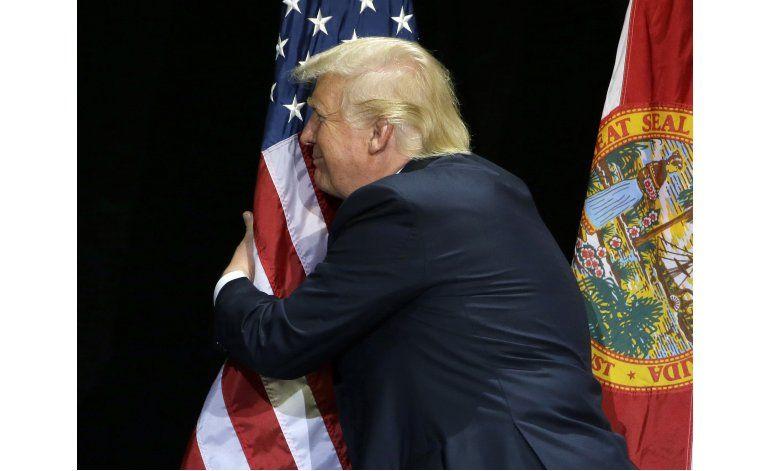 Trump pide unión al Partido Republicano en acto en Florida